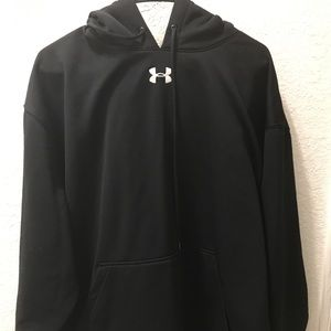 Under Armour Mens XL black pullover sweater